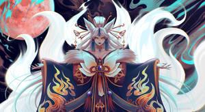 Silver Inari