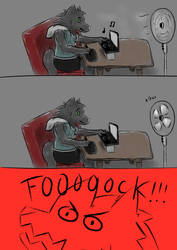 Life of a Wolf - Heat by Wolflover1086