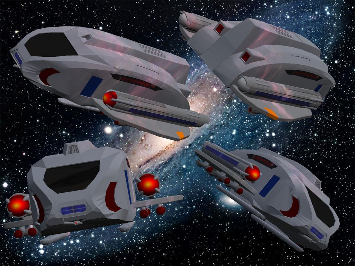 Warthog Assult ship