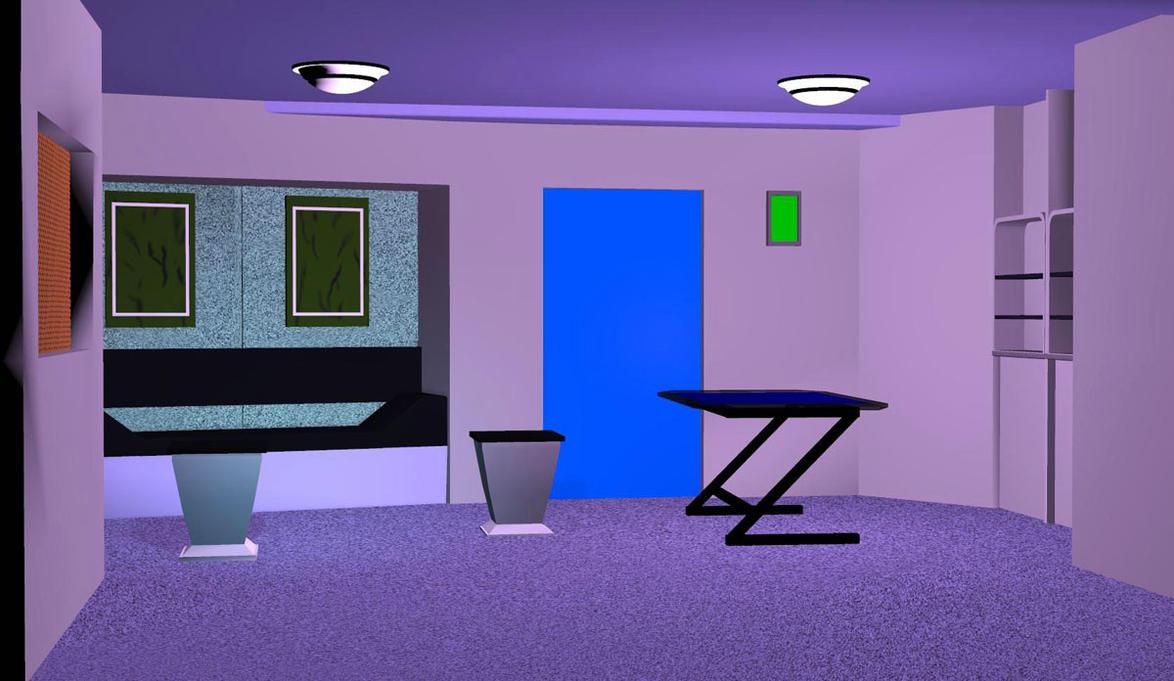 Starfleet Doctors  Office by jaguarry3