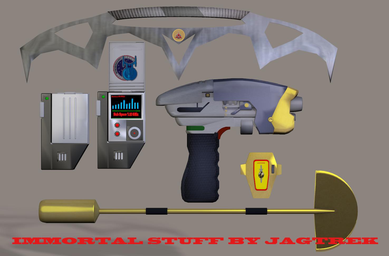 Immortal Stuff by jaguarry3