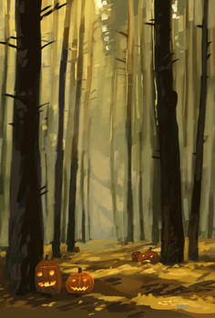Spoopy Forest