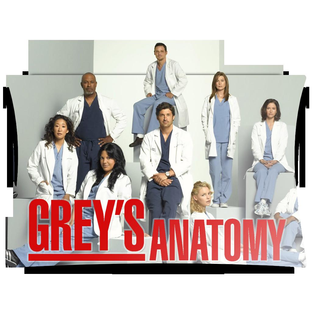 Grey\'s Anatomy : TV Series Folder Icon by Amr-Hamdy on DeviantArt