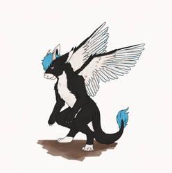 Request for ShadowWolf234 by Bina-wolf
