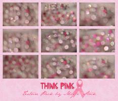THINK PINK Bokeh Pack