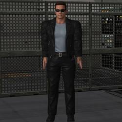 Terminator T-800 by jc-starstorm