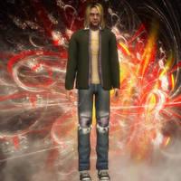 Guitar Hero 5 - Kurt Cobain by jc-starstorm