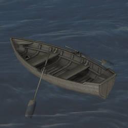 Row Boat by jc-starstorm