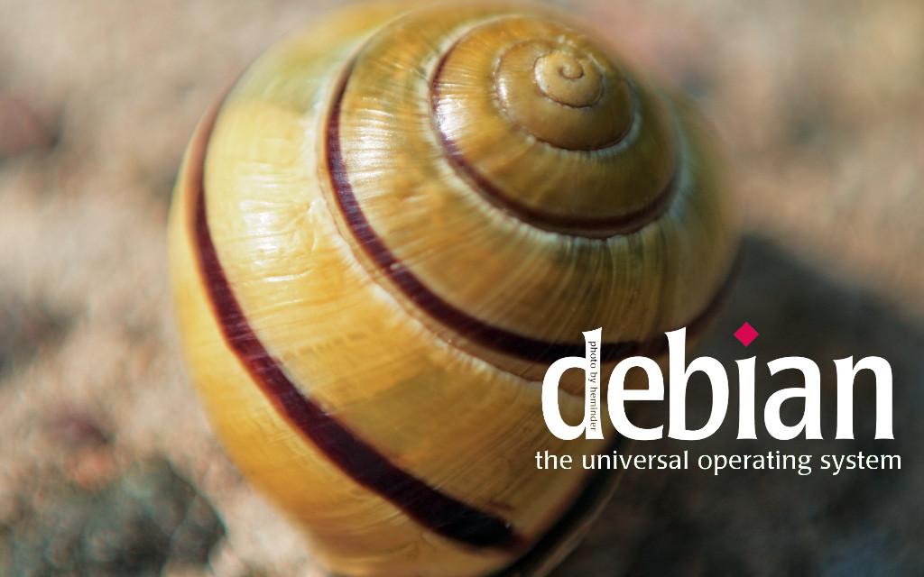 Debian Shell Wallpaper Pack