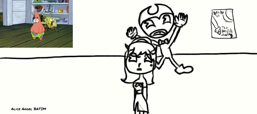 Draw Your Otp Like This Meme By Aliceangelbatim On Deviantart