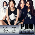 PNG pack 'Sonee' for 1st Look #1