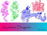 Japanese Dragons