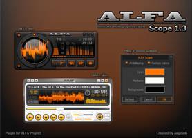 ALFA Scope for AIMP3
