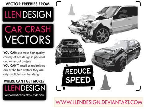 FREE CAR CRASH VECTORS
