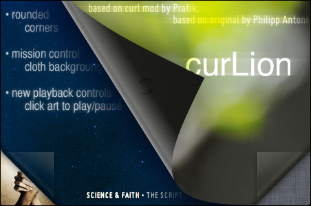 curLion for Bowtie :updated: by Sentry15
