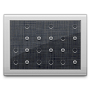 Binary Clock by Sentry15