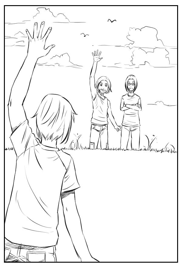 Priorities - Mini Comic by crestforte