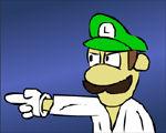 Mario is darth Vader?