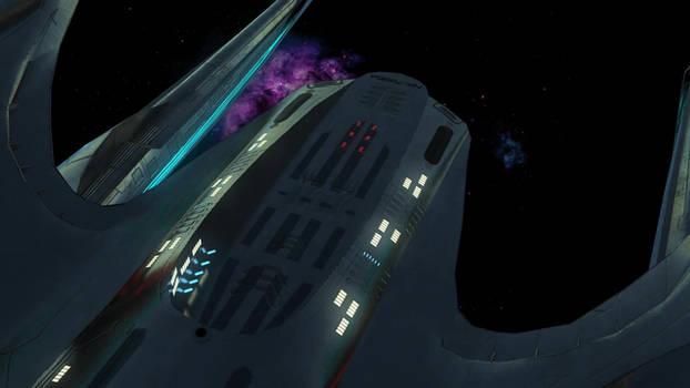 Lone Wolves Launching   Star Trek: Theurgy