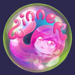 Bubble Prizes - Rubellite