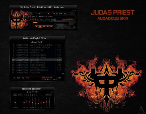 Judas Priest Audacious Skin