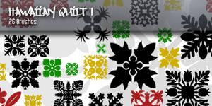 Hawaiian Quilt 1