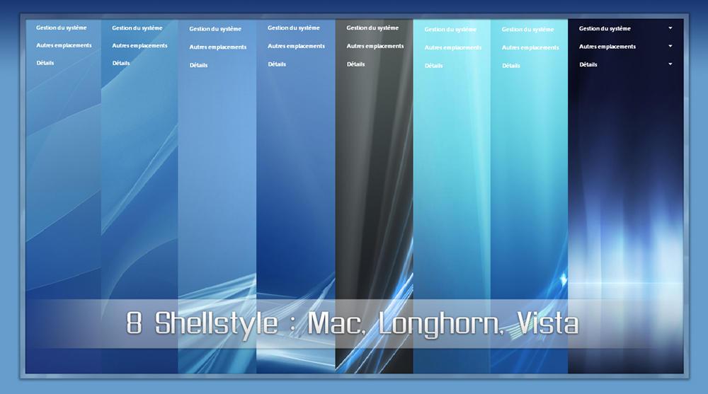 Mac-Vista-Longhorn Shellstyle by archnophobia