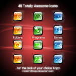 40 Icons for the 1k views
