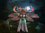 DAZ 334 or Queen of Darkness