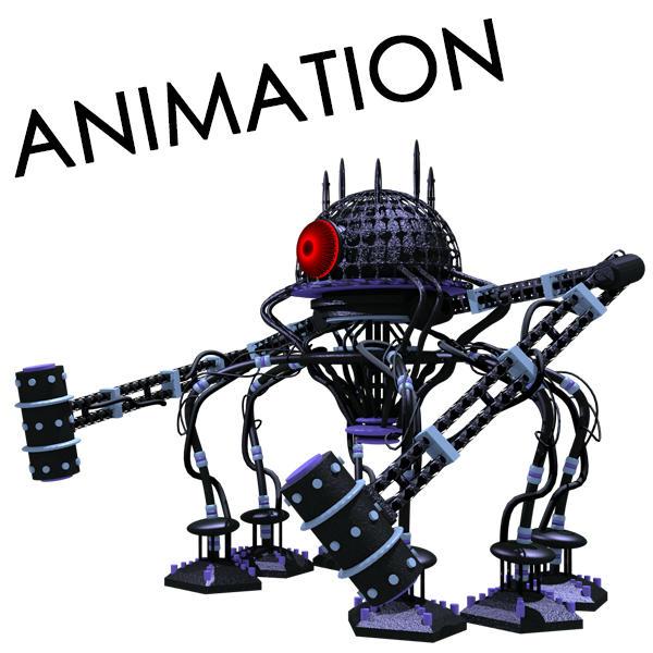 Ocul Rubrum - Battle animation