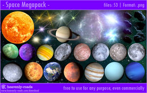 Space Megapack (Resources)