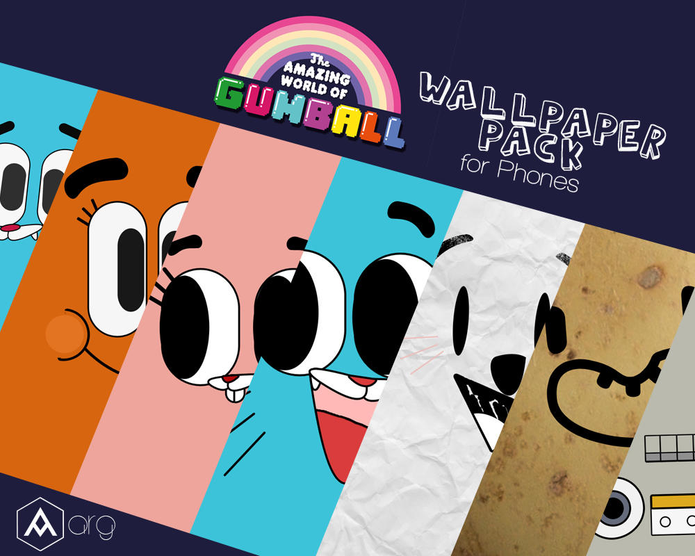 The Amazing World Of Gumball Wallpaper Pack By Asankar On Deviantart