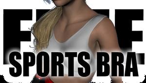 Freebie Sports Bra for Genesis