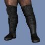Combined Padded Wrestling Boots by sedartonfokcaj