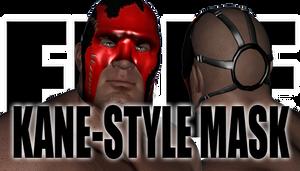 Kane-Style Mask for Genesis