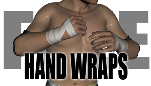 Hand Wraps for Genesis