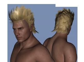 Jackie Bryant Hair for Genesis by sedartonfokcaj