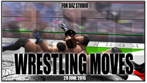 Genesis Wrestling Pose Blister Pack for June 2015