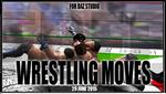 Genesis Wrestling Pose Blister Pack for June 2015