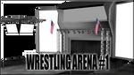 Wrestling Arena #1 by sedartonfokcaj