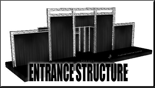 Entrance Structure for DAZ Studio