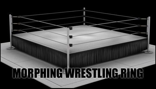 Morphing Wrestling Ring For DAZ Studio