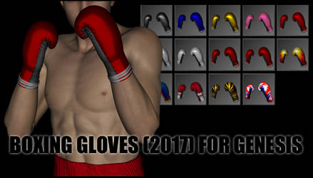 Boxing Gloves (2017) for Genesis