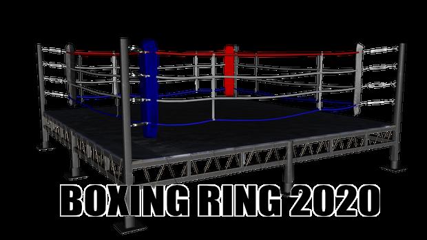 Boxing Ring 2020