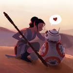 Droid love