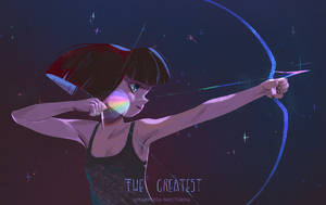 The Greatest (gif) by mariposa-nocturna