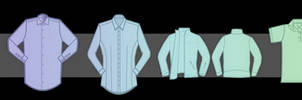 HARPG Promotional clothing template