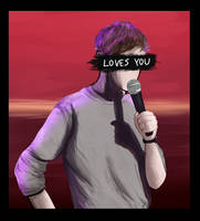 bo burnham. by illuminated-nerd
