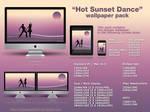Hot Sunset Dance