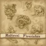 Medieval Stone Flourishes